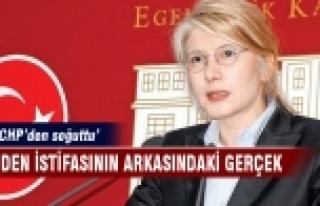Emine Ülker Tarhan'dan Kılıçdaroğlu itirafı