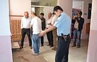 Engelli Okuluna Çata Patlı Saldırı