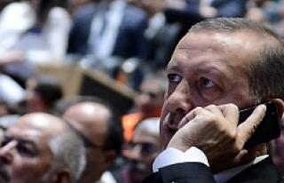 Erdoğan'dan Kılıçdaroğlu'na telefon