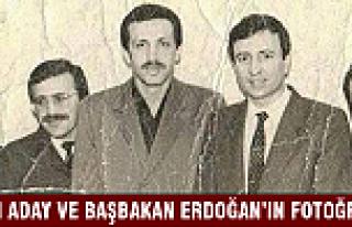 Erdoğan ve İhsanoğlu'nun birlikte çıkan fotoğrafı