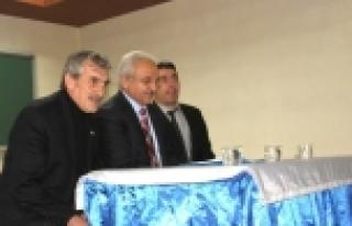 ERZİNCAN BELEDİYESİ 5. MAHALLE MECLİS TOPLANTISINI...