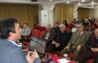 "ERZİNCAN TSO ÜYELERİNE ""PERAKENDECİLİK, VİTRİN..."
