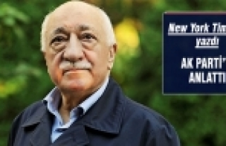 Fethullah Gülen, AK Parti'yi anlattı