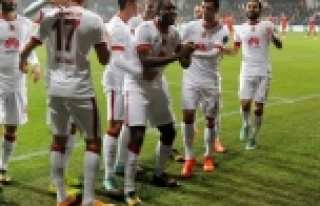 Galatasaray-Balçova Yaşamspor 11'leri