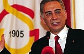 Galatasaray'a hakaret dolu sözler