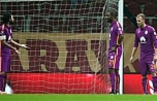 Galatasaray'ın yıldızından hakeme şok küfür
