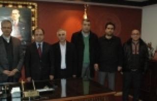 Gezer'den Malatya Barosu'na Ziyaret