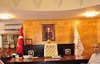 Giresun Valisi Karahan'dan Mardin Valisi Taşkesen'e...