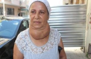 Guatr hastası kadından yardım çağrısı