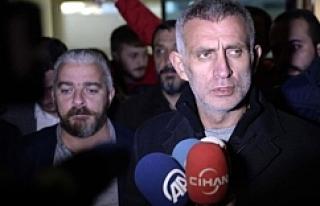 Hacıosmanoğlu'ndan kameralar önünde şok...