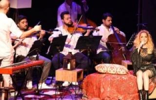 Harbiye'de Sertab Erener coşkusu