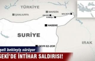 Haseki'de intihar saldırısı: 25 ölü