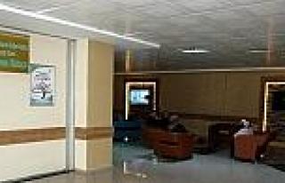 Hasta Yakınlarına Özel Bekleme Salonu