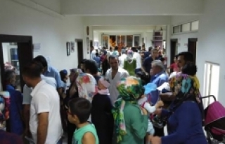 Hastanelere başvuranların sayısı artıyor!