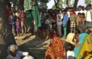 Hindistan'da yine tecavüz şoku!