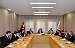 Hitit Üniversitesi Öğrenci Konseyi Toplandı