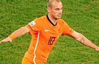 Hollanda'da Sneijder şoku!