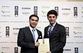 Iconova'ya Avrupa'dan 2 Ödül