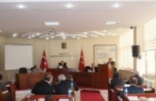 İL GENEL MECLİSİ ŞUBAT AYI İLK TOPLANTISI YAPILDI