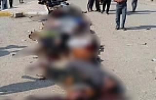 IŞİD 250 kişiyi infaz etti!