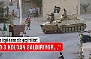 IŞİD iki mahalleyi daha ele geçirdi