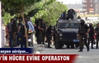 IŞİD'in hücre evine operasyon