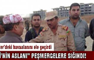 IŞİD Telafer'deki havaalanını ele geçirdi
