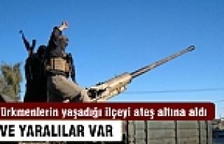 IŞİD Türkmenlerin yaşadığı ilçeyi kuşattı