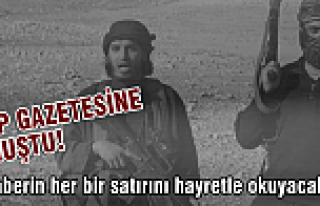 IŞİD'den şok itiraflar!