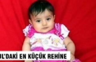IŞİD'in en küçük Türk rehinesi 8 aylık bir...