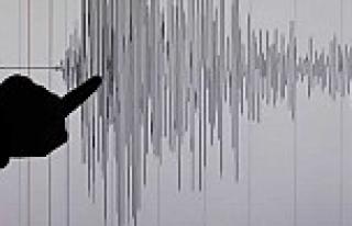 İskenderun Körfezi'nde deprem!