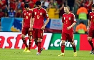 İspanya - Şili maç özeti
