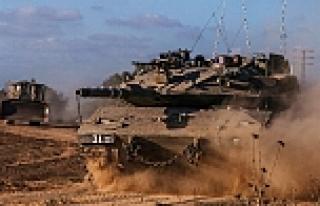 İsrail saldırılarına devam ediyor!