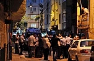 İstanbul'da cinnet dehşeti