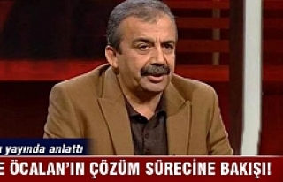 İşte Öcalan'ın çözüm sürecine bakış...