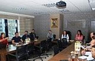 İzmit'te Asansör Denetimleri İle Toplantı Yapıldı
