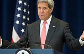 John Kerry'den IŞİD atağı!