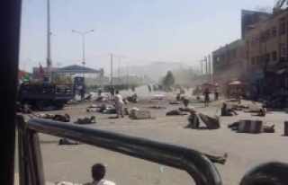 Kabil'de intihar saldırısı! En az 20 ölü