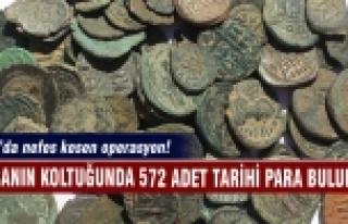 Kaçakçılar Bursa'da yakalandı!