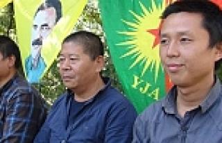 Kaçırılan 3 Çinli mühendis serbest bırakıldı