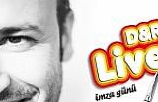 Kahraman Tazeoğlu Forum Gaziantep'te İmza Günü...