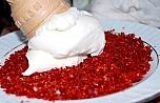 Kahramanmaraş Pul Biberli Dondurmasıyla Yörex'te