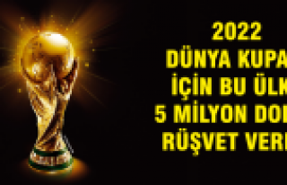 Katar'dan FIFA'ya 5 milyon dolarlık rüşvet