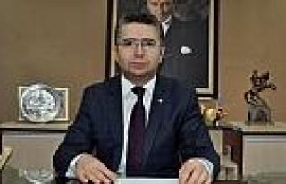 Kayseri Eczacı Odası Başkanı Oğuzhan Ulutaş: