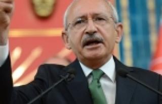 Kemal Kılıçdaroğlu'ndan Kadir Topbaş'a eleştiri