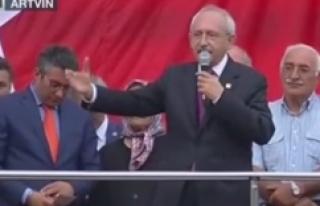 Kılıçdaroğlu: Vazgeçmeyeceğiz, canımız feda...