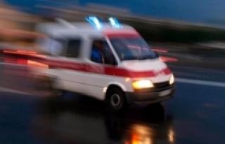 Kırıkkale'de feci kaza: 15 yaralı
