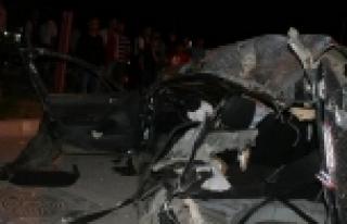 Konya'da feci tren kazası!