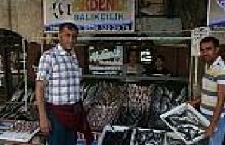 Kurban Eti Balık Satışlarını Düşürdü