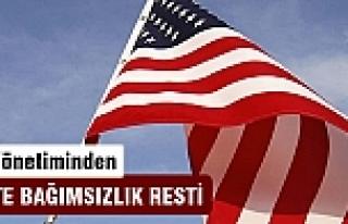 Kürt Yönetiminden ABD'ye bağımsızlık resti